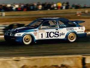 Ford Sierra RS Cosworth BTCC 1987 года